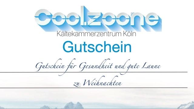 Gutschein-Weihnachten-Kryotherapie-CoolZoone